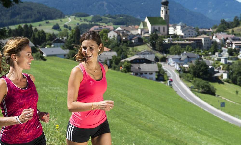 Aktivurlaub auf der Hochalm – Laufen und Mountainbiken in paradiesischen Gefilden