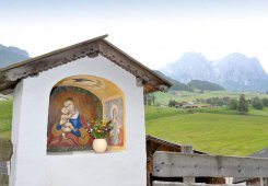 Farm holidays in the Dolomites 3