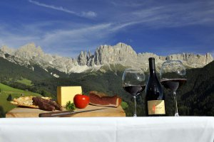 Holidays in Castelrotto - Dolomites 1