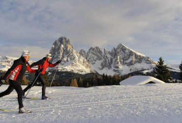 Skiurlaub auf dem Bauernhof