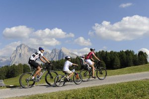 Excursions, hiking and climbing on the Alpe di Siusi 5
