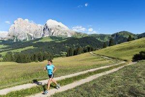 Wandern, Bergsteigen und Klettern auf der Seiser Alm
