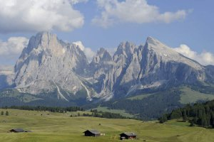 Excursions, hiking and climbing on the Alpe di Siusi 7